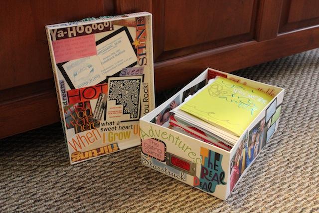 love letter boxes