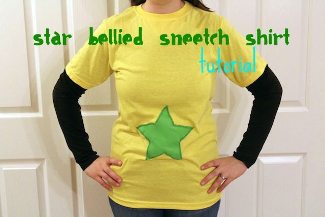 Today is Dr. Seussu0027 birthday! & Star Bellied Sneetches shirt tutorial
